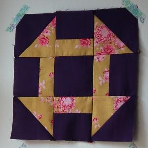 comment réaliser un piécé au patchwork